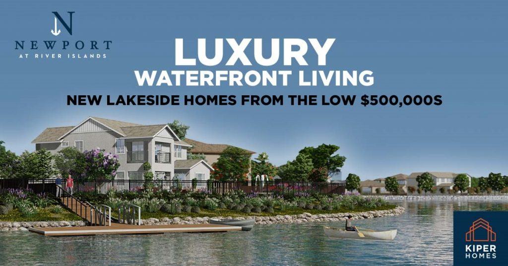 Join Kiper Homes for a Big Splash at New Lathrop Community