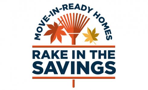 Rake in the Fall Savings at Lake-Oriented Communities