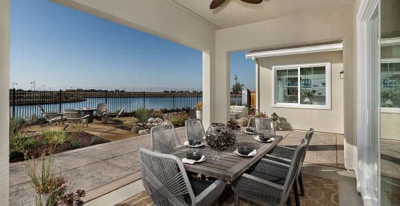 Move-In Ready New Lathrop Homes Available at Newport at River Islands