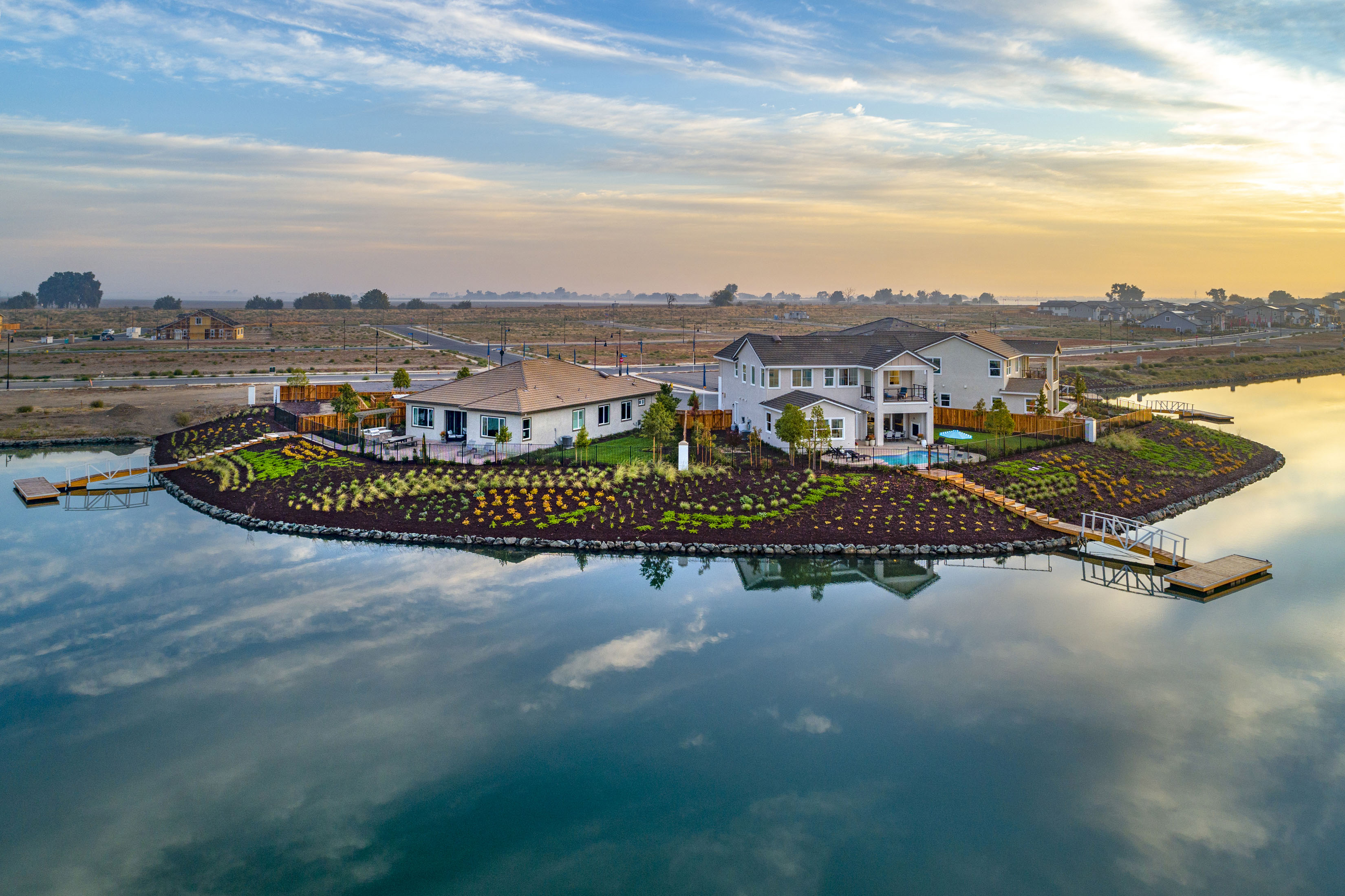 Discover Waterside Living at New River Islands Communities by Kiper Homes