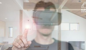 virtual reality: buying a new home virtually