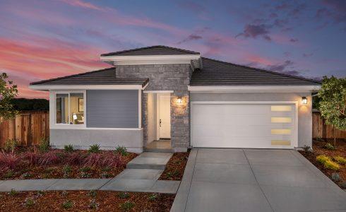 Kiper Homes Announces Home Designs for New Manteca Community